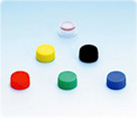 Screw-caps, 6 Colors Available (sold separately)